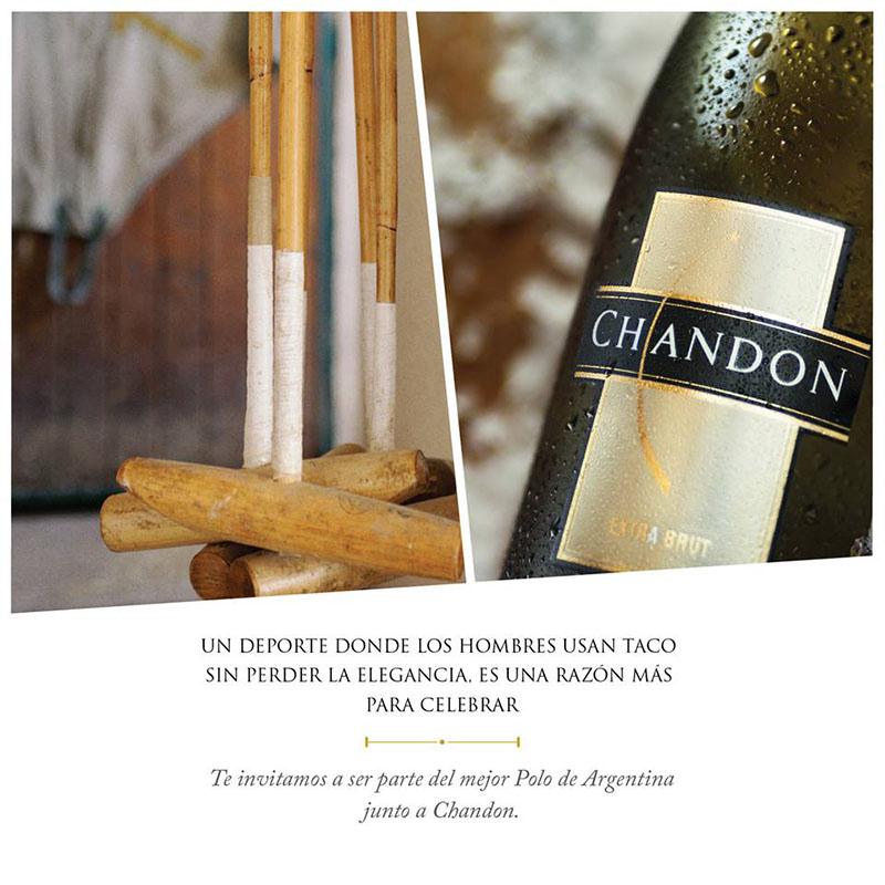 Bar Chandon en el 121° Campeonato Abierto de Polo