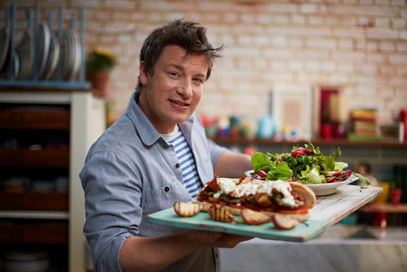¿Comida para estar de buen humor? Comfort food, el libro de Jamie Oliver