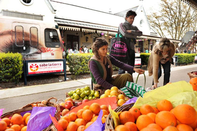 Sabe la Tierra: 5 mercados abiertos durante el fin de semana