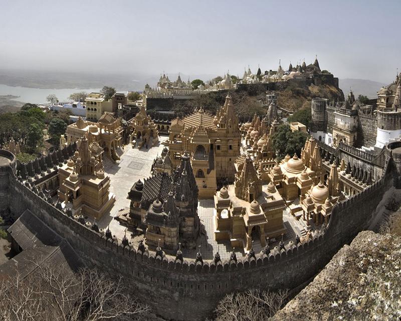 Palitana, la primera ciudad de la India declarada 100% veggie