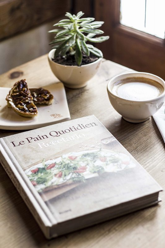 """Se viene el """"Recetario"""" de Le Pain Quotidien"""