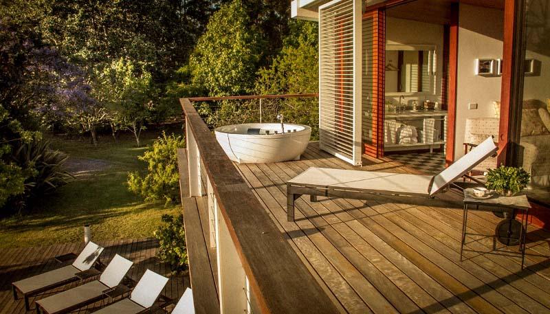 Un espacio para el disfrute y la distención: Río Ancho Gourmet Lodge