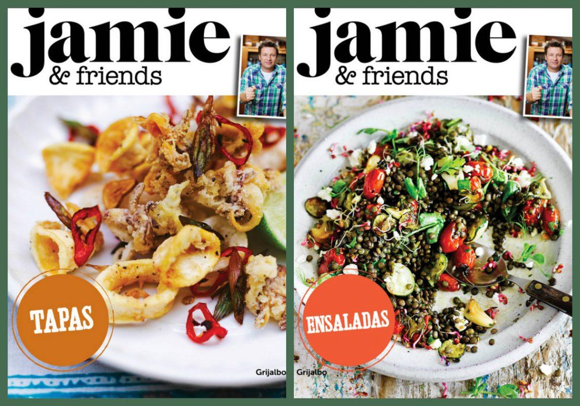 Para cocinar mejor: llegan al país dos nuevos libros de Jamie Oliver