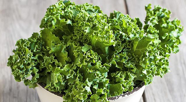 Kale, el superalimento que está en boca de todos