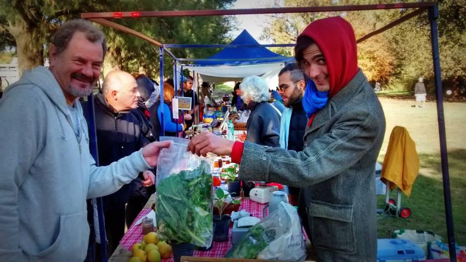 Vuelve la Feria del Productor al Consumidor en Agronomía
