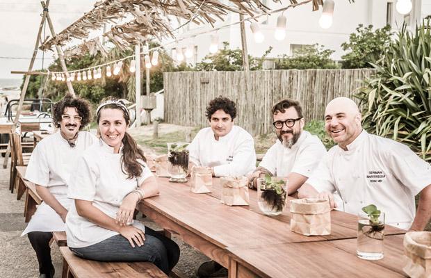 """5 prestigiosos chefs vuelven a cocinar """"A 10 manos"""""""