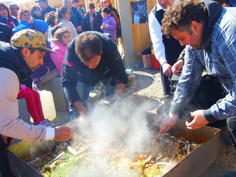 Morfilandia: megafiesta de cocina en el Sur
