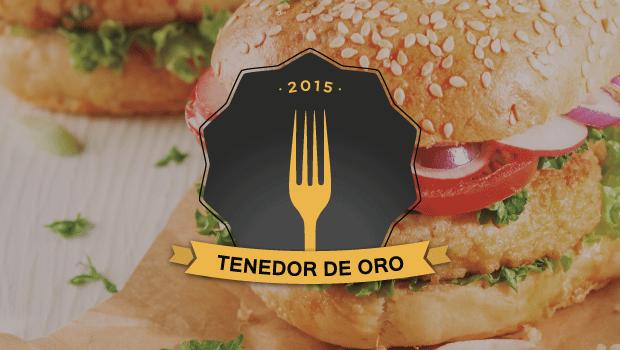 PedidosYa entregó el premio Tenedor de Oro a los restaurantes más populares
