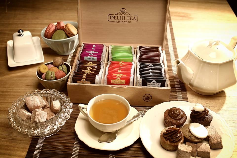 Delhi Tea festeja su 3º aniversario con un sorteo especial