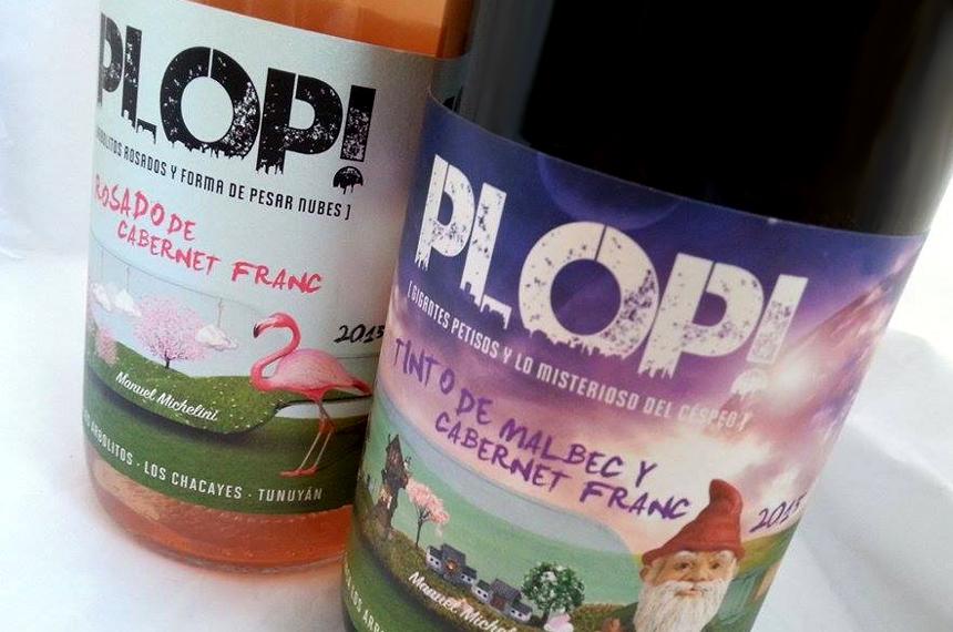 Plop!, el vino creado por un enólogo de 19 años del que todos hablan