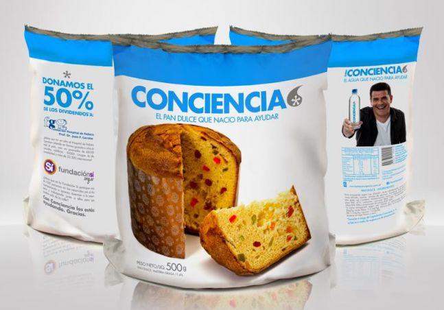 Pan dulce Conciencia: un pan dulce solidario