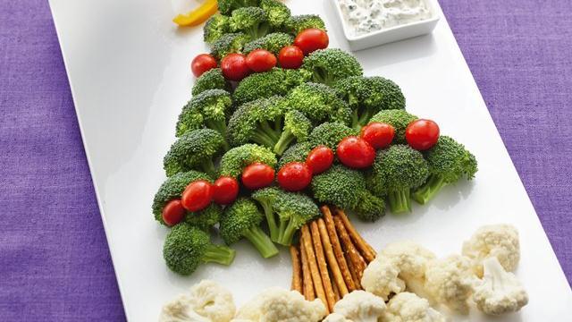 Cómo alimentarse saludablemente en las fiestas