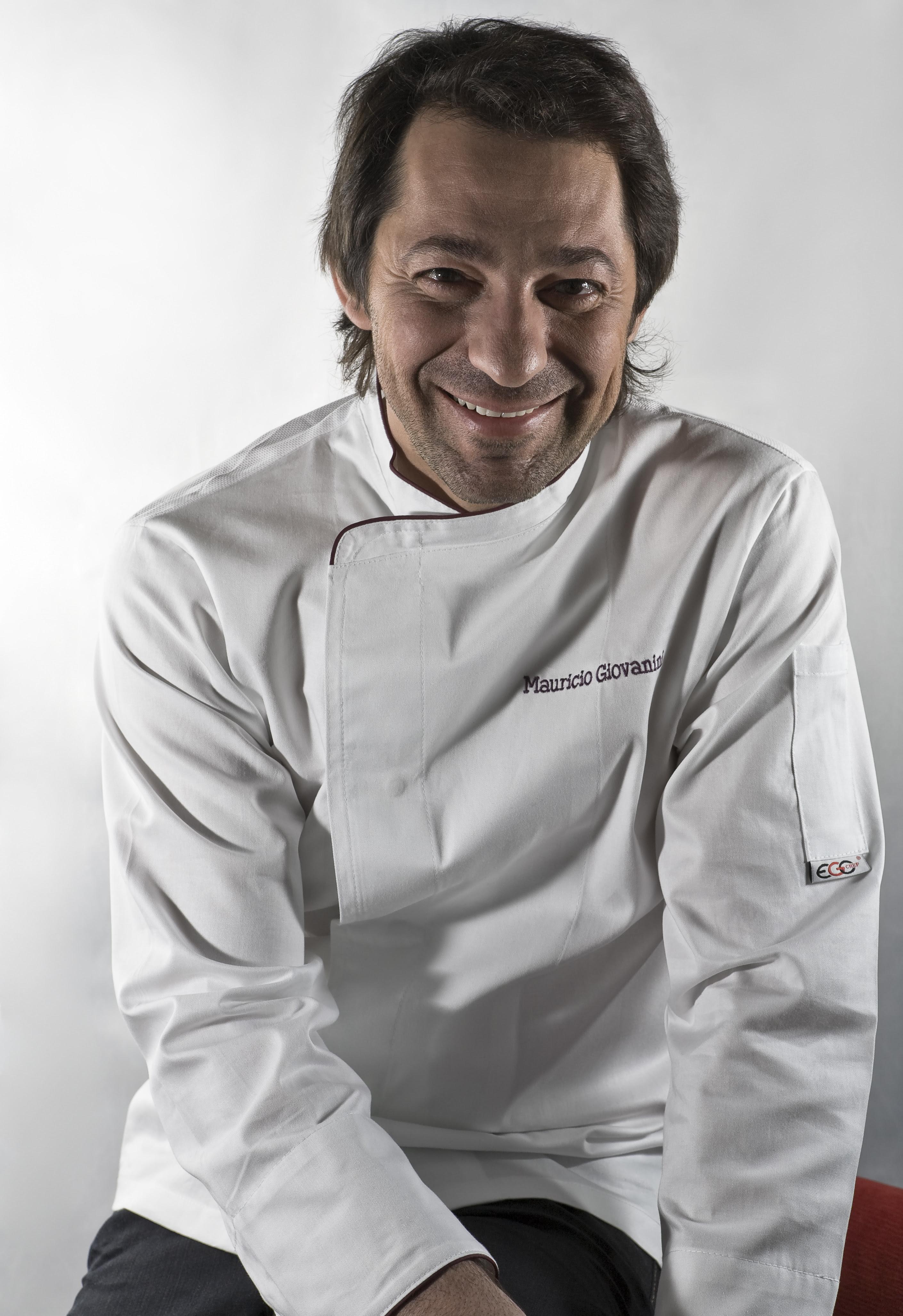 El cocinero argentino Mauricio Giovanini consiguió una Estrella Michelin