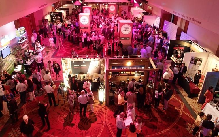 Bodegas de todo el mundo participan del 14° Salón Internacional del Vino en Uruguay
