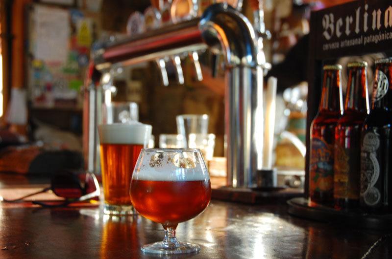 La ruta de la cerveza en Bariloche