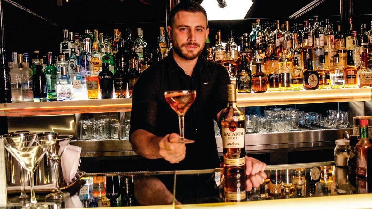Isabel Bar presentó un cocktail de lujo elegido finalista de un importante concurso