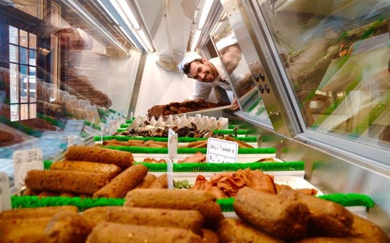 Abren primera Carnicería Vegana del mundo en Estados Unidos