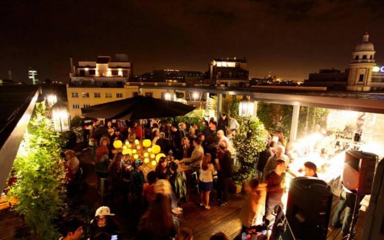Ocho bares con terraza para disfrutar con amigos