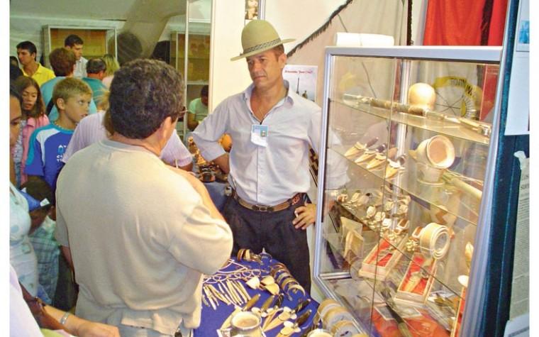 Comienza la Fiesta de la Artesanía en Colón