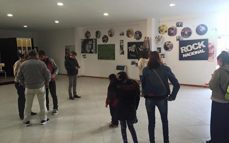 Muestra de la historia del rock nacional en Miramar