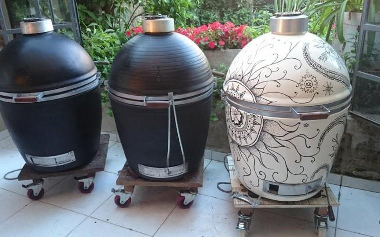 Kamado: el arte de ahumar y cocinar
