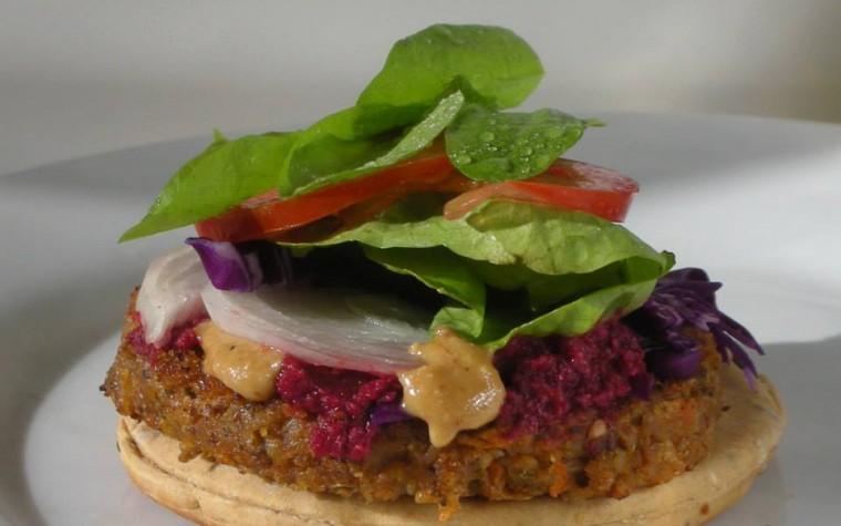 "Emprendedores vegetarianos en la mira: entrevista con ""Saporito"""