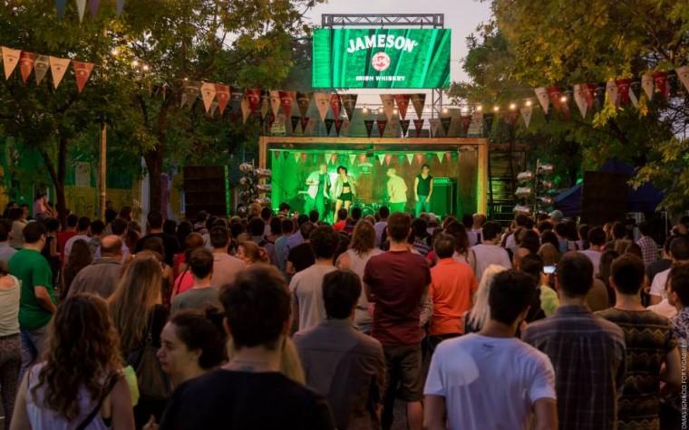 """Jameson invita a """"vivir Dublin"""" en el Hipódromo de Palermo"""
