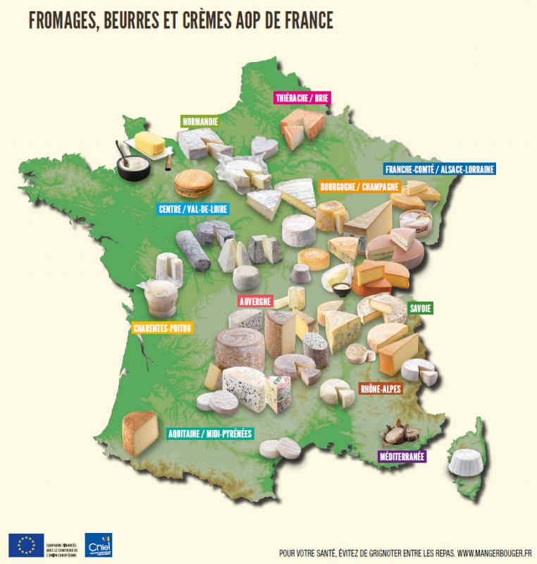 Turismo gastron mico por los sabores de francia salpimenta for Francia cultura gastronomica