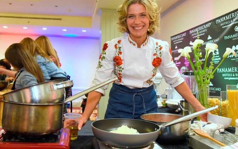 Presentan el primer programa de Desarrollo de Proyectos Gourmet a cargo de Maru Botana
