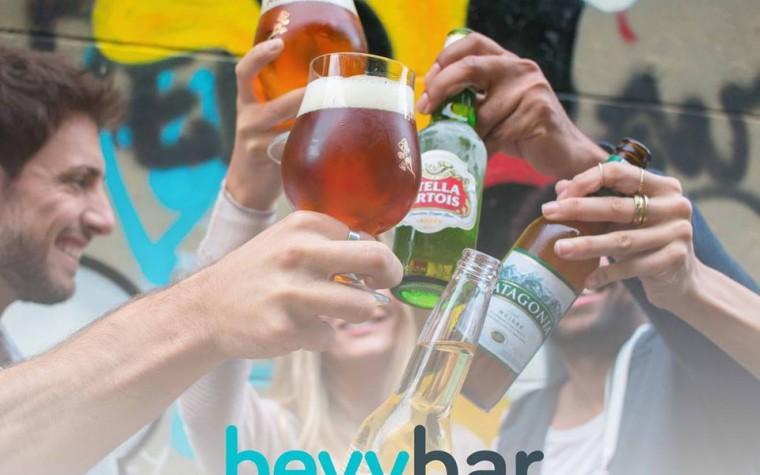 BevyBar, una innovadora propuesta para comprar bebidas online