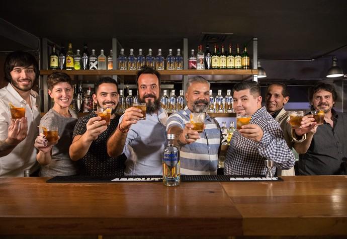 """El Porteño, un trago creado por los mejores bartenders y bien """"de acá"""""""