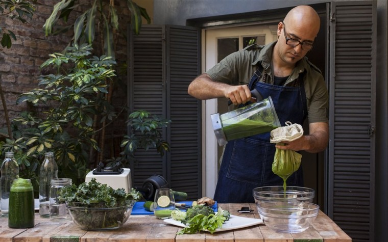 Se festeja el Día del Gourmet con clases magistrales para todo público