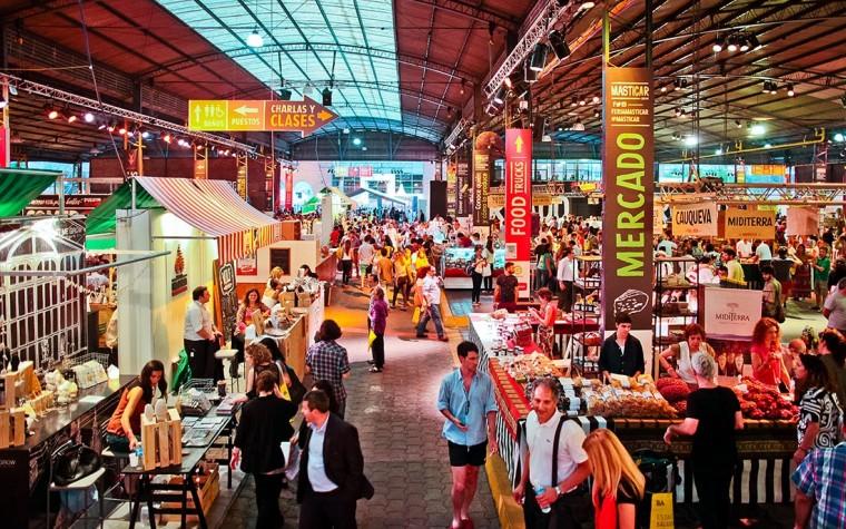 Vuelve la Feria Masticar: 4 días para festejar la gastronomía local