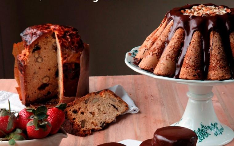 """En el Día del Celíaco: """"Pastelería casera sin gluten"""", un libro de Dolly Walsh"""