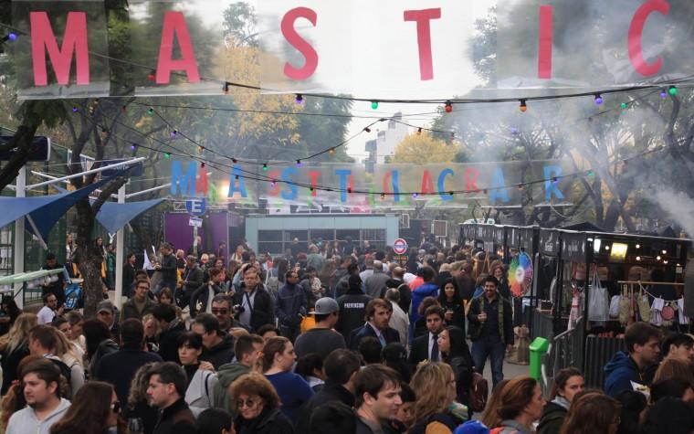 Arrancó la Feria Masticar: la fiesta gastronómica más importante del año