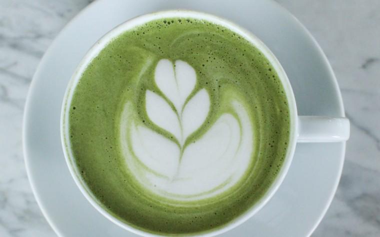 Matcha, esa bebida verde de la que todos hablan