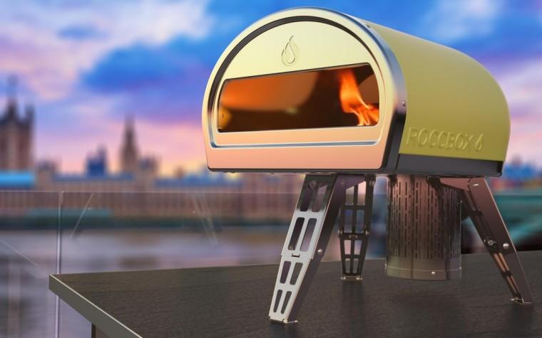 Roccbox, un horno portátil que está revolucionando el mercado