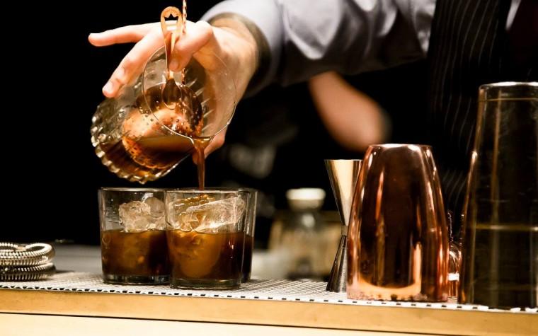Cócteles a base de café, vanguardia y mucho sabor