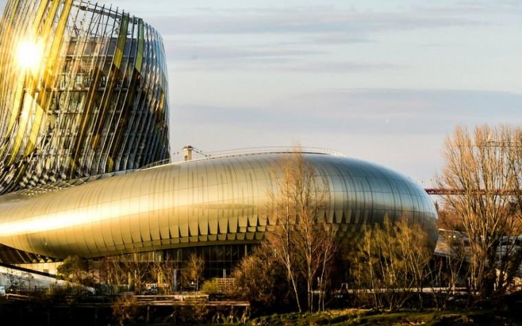 """Francia ya tiene su """"Ciudad del Vino"""" en Burdeos"""