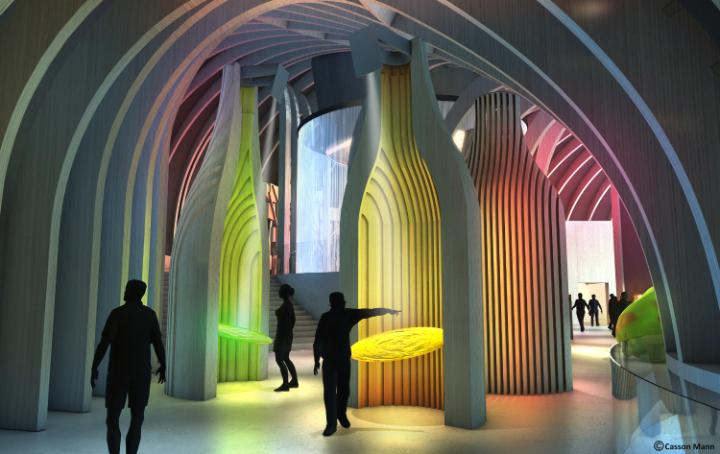 El primer museo del vino está en Burdeos
