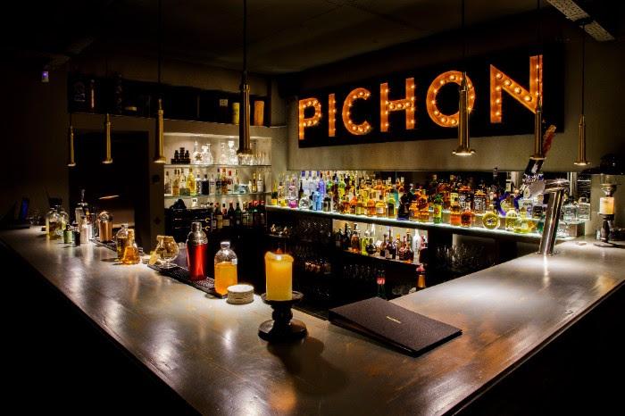 Pichón: coctelería creativa en la Bahía de Nordelta