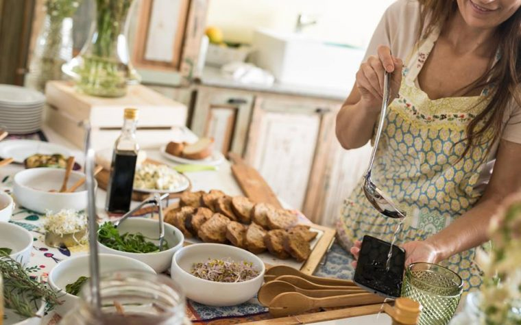 Cada vez más restaurantes organizan clases de cocina