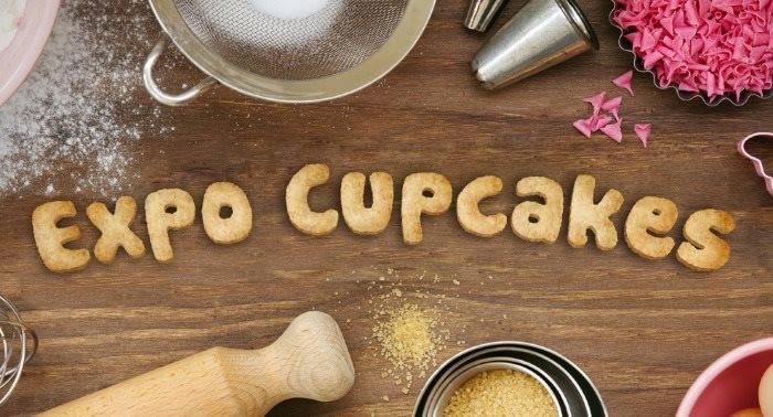 Nueva edición de la feria más dulce: 15º Expo Cupcakes y Repostería