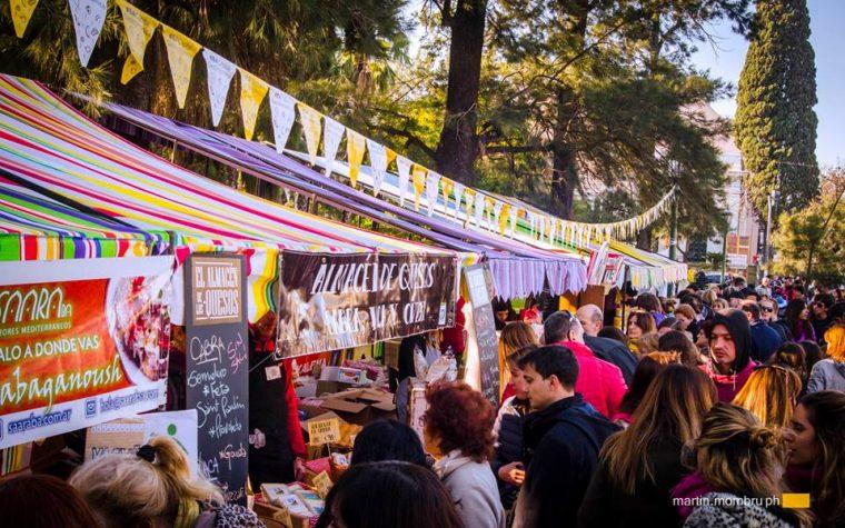 La Plaza Irlanda recibirá una nueva edición de Buenos Aires Market