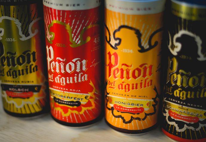 La cervecería cordobesa Peñón del Águila será la primera en venderse en lata