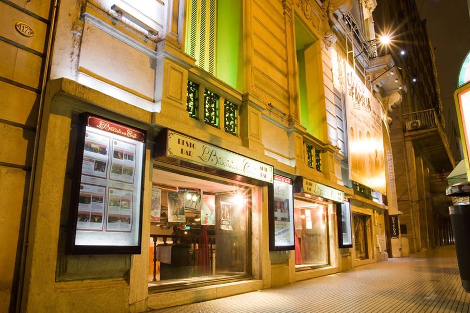 La Biblioteca Café, gastronomía y cultura en pleno centro porteño