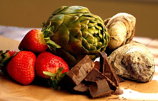 Alimentos afrodisíacos y un recorrido por su historia