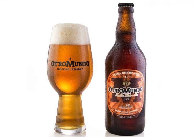La cervecería Otro Mundo presentó su IPA