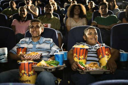 ¿Cansados del pochoclo? Diez golosinas ideales para ir al cine