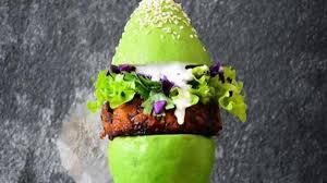 Atención veganos: Hamburguesa de palta